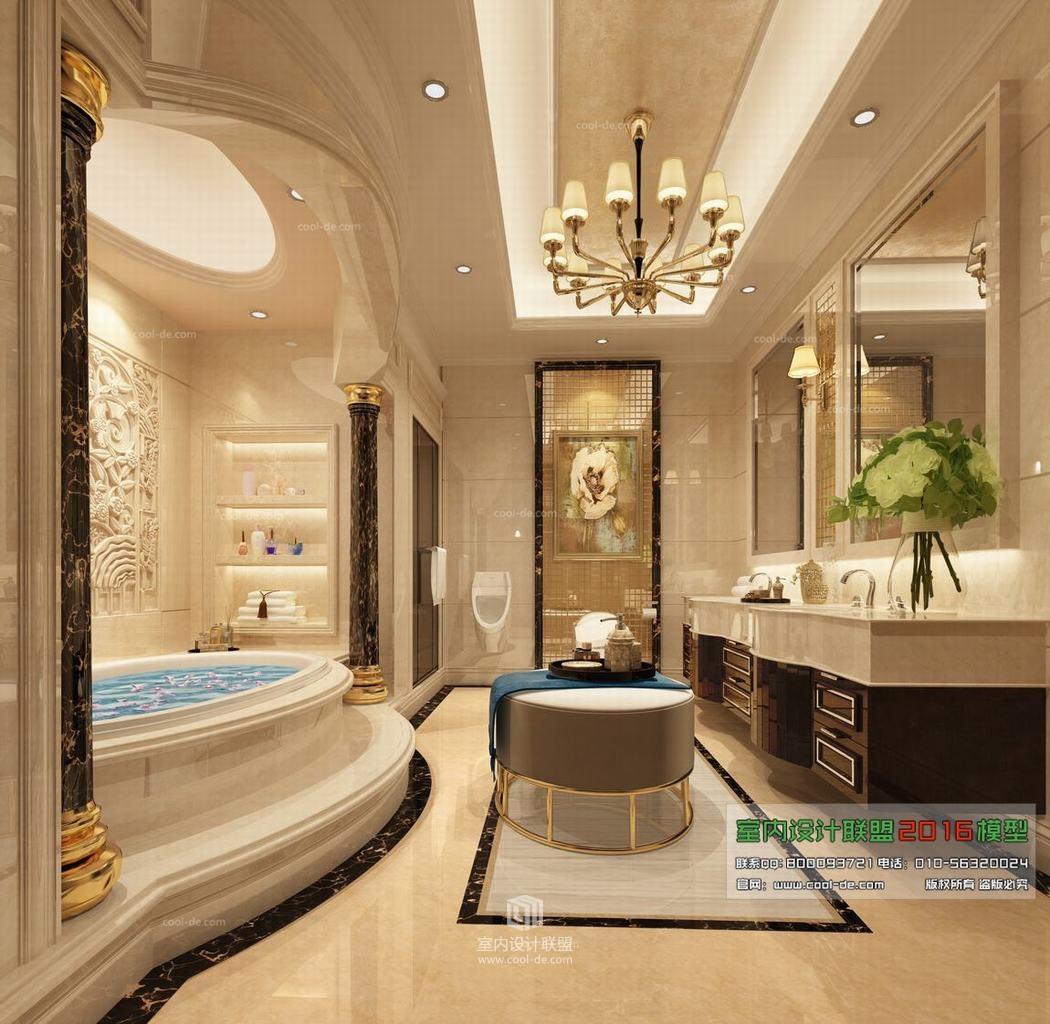 2016年中国室内设计联盟模型