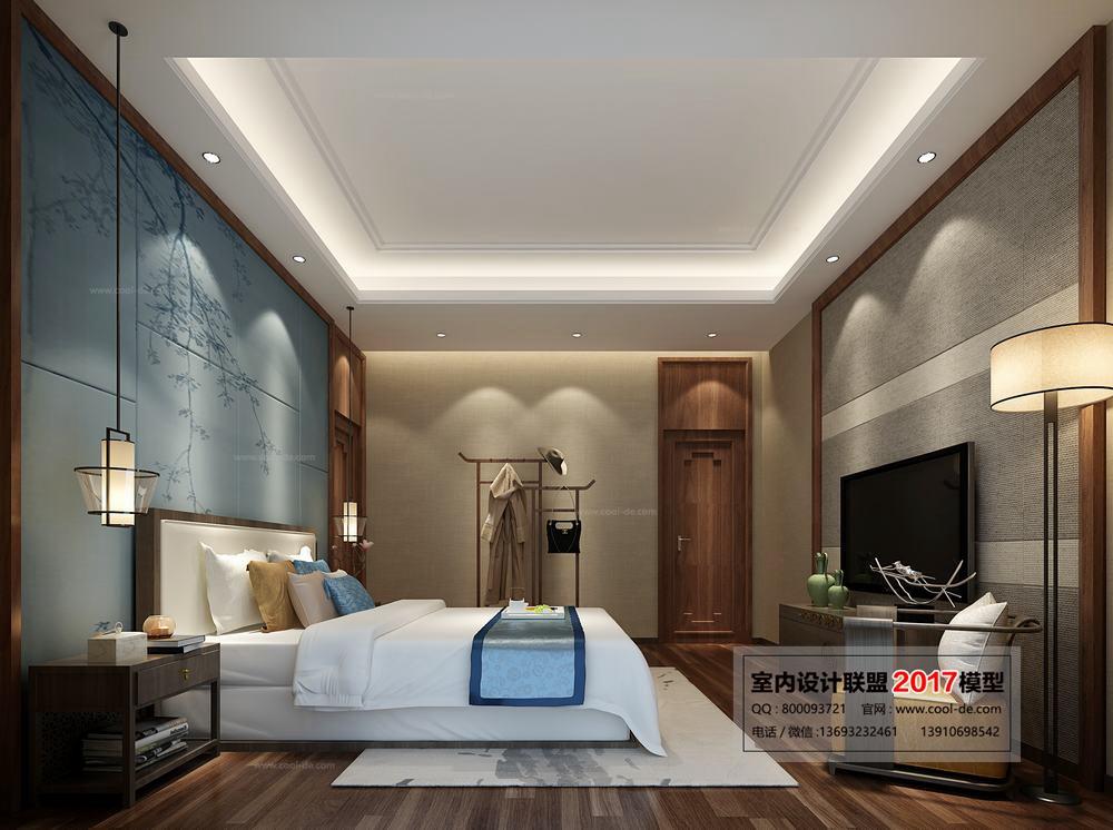 中国室内设计联盟2017年模型